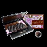 Mooilash Camellia / D CURL / BROWN