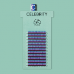 CELEBRITY / MYOSOTIS / BLUE+PURPLE+BLACK